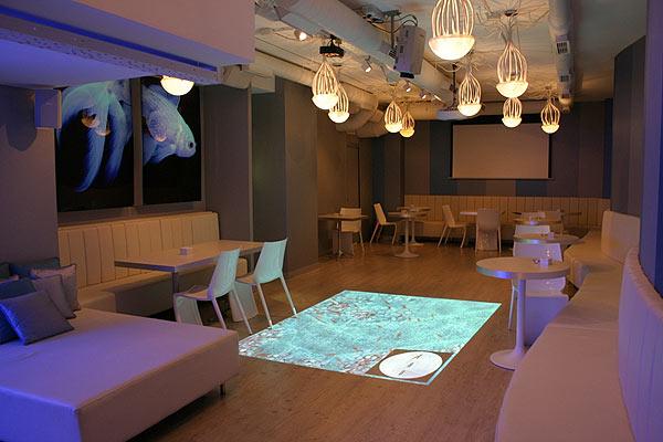 Fish club restaurant minitangerine - Peceras en casa ...